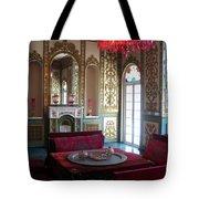 Iran Golestan Palace Interior  Tote Bag