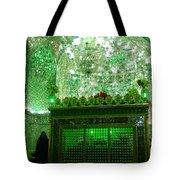 Iran Shiraz Mausoleum Tote Bag