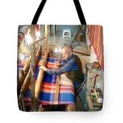 Iran Textile Weaver Tote Bag