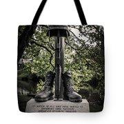 Iraqui Freedom Memorial Tote Bag