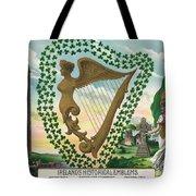 Ireland 1894 Tote Bag