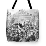 Ireland Election, 1857 Tote Bag