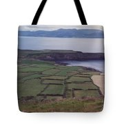 Ireland Emerald Isle Fields By Jrr Tote Bag