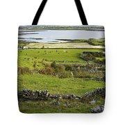 Ireland Farm Tote Bag