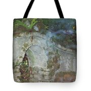 Ireland Ghostly Grave Tote Bag
