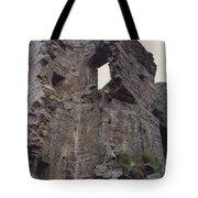 Ireland Minard Castle Ruins By Jrr Tote Bag