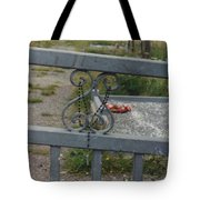 Ireland Rosary For Remembrance Tote Bag
