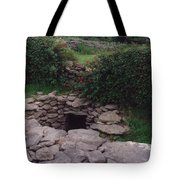 Ireland Time Traveler's Portal Tote Bag