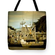 Irenes Way Morro Bay Digital Tote Bag