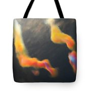 Iridescent Clouds Tote Bag