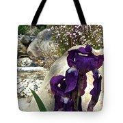 Iris 14 Tote Bag