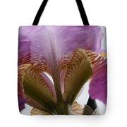 Iris 28 Reaching For The Sky Tote Bag