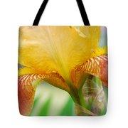 Iris 9 Tote Bag