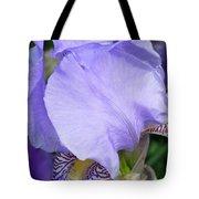 Iris Close Up 2 Tote Bag