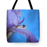 Iris Gem Tote Bag