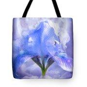Iris - Goddess In The Moonlite Tote Bag
