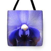 Iris Inside Tote Bag