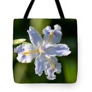 Iris Pacifica Tote Bag