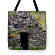 Irish Beehive House Tote Bag