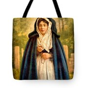 Irish Colleen Tote Bag