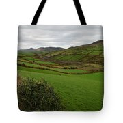 Irish Countryside Hdr Tote Bag