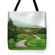 Irish Greens Tote Bag