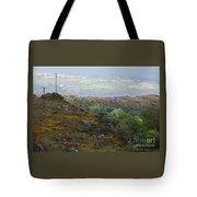 A Serene Irish Landscape # 3  Tote Bag
