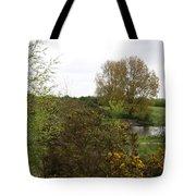 Irish Landscape In Spring Tote Bag