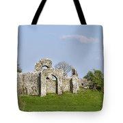 Irish Ruins Tote Bag