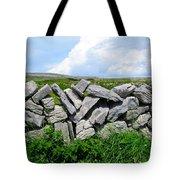 Irish Stone Wall Tote Bag