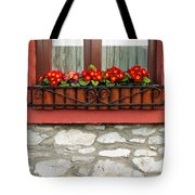 Irish Window Tote Bag