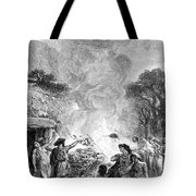 Iron Age, Funeral Ceremony Tote Bag