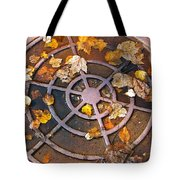 Iron Biscuit Tote Bag