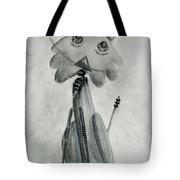 Iron Cat Tote Bag