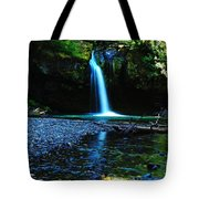 Iron Creek Falls Tote Bag