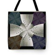 Iron Cross Ironic Cross Tote Bag