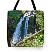 Iron Falls Tote Bag