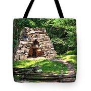 Iron Furance Tote Bag
