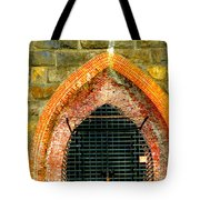 Iron Furnace Stack  Tote Bag