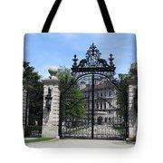 Iron Gate - The Breakers - Rhode Island Tote Bag