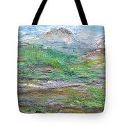 Iron Hills Tote Bag