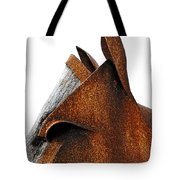 Iron Horse Tote Bag