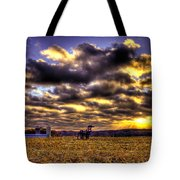 Iron Horse Still Strong Tote Bag