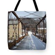 Iron Works Tote Bag