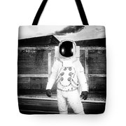 The Astronaut Homecoming Tote Bag