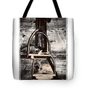 Irons Tack Tote Bag