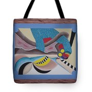 Irreconcilable Differences Tote Bag