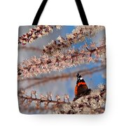 Irresistible Blossom Tote Bag