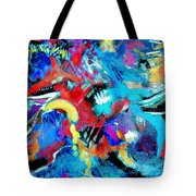 Irreverent Revelation Tote Bag
