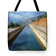 Irrigation Canal Tote Bag